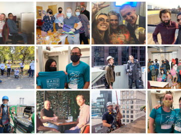 RAND Named One of Crain's Best Places to Work in New York City for the tenth time