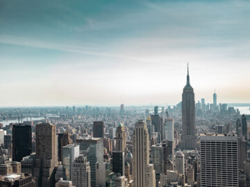 Buildings 25,000 square feet and larger must comply with NYC Benchmarking Law