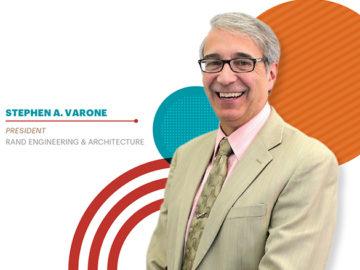 Stephen Varone, AIA, President, RAND Engineering & Architecture