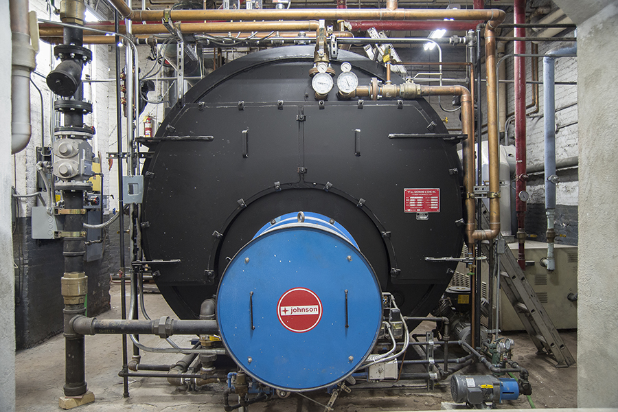 Heating Plant Upgrades | RAND Engineering Architecture, DPC