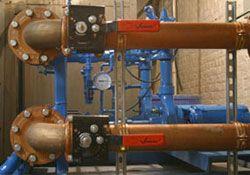 Replacing Plumbing Risers | RAND Engineering & Architecture, DPC