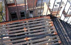 Refurbishing a Fire Escape   RAND Engineering & Architecture